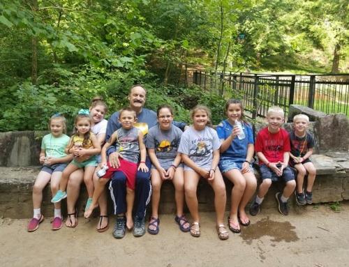 Church Camp Fun 2019